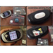 **incendeo** - NOKIA N-GAGE QD Collectible Mobile Phone