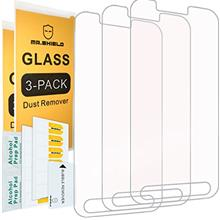"[3-PACK]- Mr Shield For Samsung ""Galaxy S7 Active "" (Not Fit For Ga"