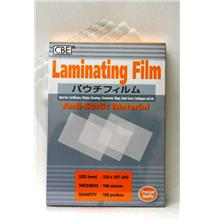 CBE Laminating Film A4 size
