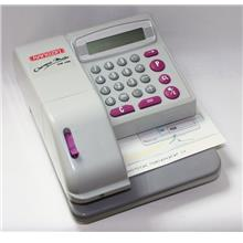 Electronic CheckWriter ChequeWriter