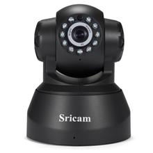 SP012 720P H.264 WIFI 1.0 MEGAPIXEL WIRELESS ONVIF SECURITY IP CAMERA TF SLOT
