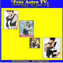 Baby Carrier Moby Wrap Suppori kid child beg bag mum pendukung bayi dd