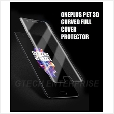 OnePlus 6 1+6 PET 3D Curved Full Cover Screen Protector 2PCS
