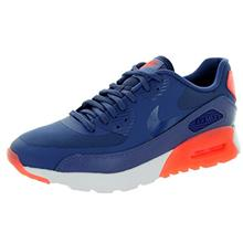brand new 5720a 0cc5d NIKE Air Max 90 Ultra Essential Womens Running Shoes 724981-400 Blue Legend  Ho