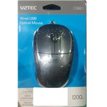 VZTEC WIRED USB OPTICAL MOUSE VZ2060
