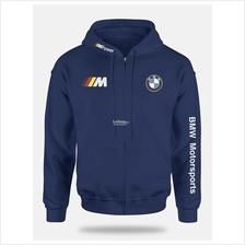 BMW Gernmany Full Zip Hooded Sweat Shirt