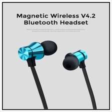 Magnetic Wireless V4.2 Bluetooth Headset