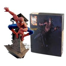 SCI-FI Revoltech Spiderman Spider-Man Action Figures 13.5cm