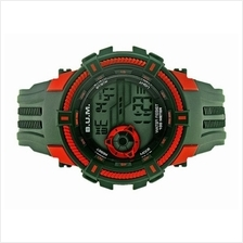 Bum Men Digital Chrono Sport Watch BF21302