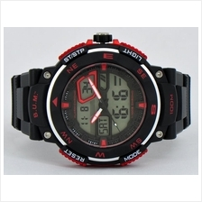 Bum Men Ana-Digi Watch 100 Meters BUB89808