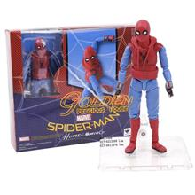 SHFiguarts SHF Spider-Man Homecoming Action Figures 14cm
