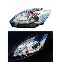 EAGLE EYES TOYOTA PRIUS 3 09-12 Projector Head Lamp