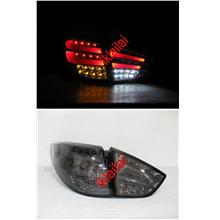 Hyundai Tucson `10 IX35 Tail Lamp Full LED [Smoke]