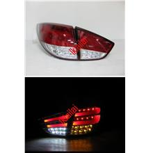 Hyundai Tucson `10 IX35 Tail Lamp Full LED [Red/Clear]