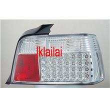 SONAR BMW E36 '92-98 4Door LED Tail Lamp [CHROME]