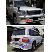 Toyota Landcruiser FJ100 Full Set Body Kit PPU Material