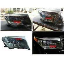 DEPO Toyota Landcruiser FJ200 `08 Projector Head Lamp [Lexus Look]