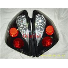 Honda Jazz/ Fit `02-07 SAA Tail Lamp Crystal Black [HD30-RL01B-U]