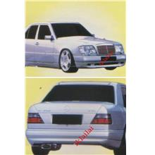 Mercedes E-Class W124 WALD [Front + Side + Rear Skirt] Body Kit