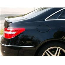 Mercedes Benz CLK W207 `10 Rear Trunk Spoiler ABS A Style