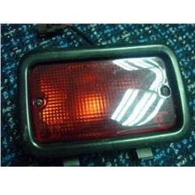 HONDA REAR BUMPER FOG LAMP FOR UNIVERSAL CAR [1-pc]