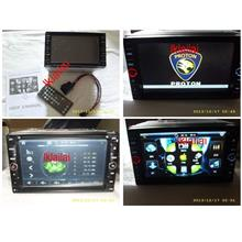 Proton Exora OEM DVD Player Full HD Touch Screen Plug N Play