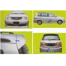KIa Karens II / Naza Citra OEM Full Set Body Kits [PU Material]