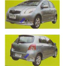 Toyota Yaris '06 OEM Full Set Body Kits [PU Material]