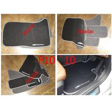 BMW 5 Series F10 '10 Carpet Mat Black Colour [5pcs/set]