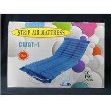 Alternating ripple tubular pressure strip Air Mattress anti decubitus