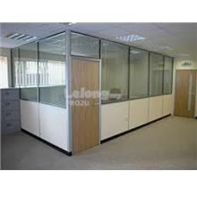 RENOVATION WORKS PARTITION / DINDING / PINTU / GLASS