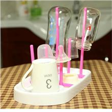 Foldable Cup Bottle Drying Rack