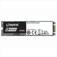 KINGSTON M.2 PCIE NVME A1000 240GB SSD (SA1000M8/240GB)