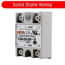 Fotek DC to DC Solid State Relay SSR with protective casing