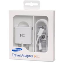 Authentic SAMSUNG EP-TA20UWEUGGB Fast Charger Cable Note 4 5 S7 (5V2A)