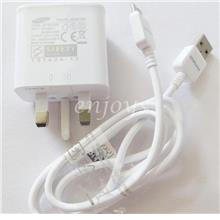 100% ORIGINAL EP-TA10UWE Charger+ Cable Samsung Note 3 N9005 /S5 G900F