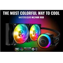 COOLER MASTER COOLER CPU MASTERLIQUID ML240R RGB (MLX-D24M-A20PC-R1)