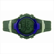 BUM Ladies Digital Chrono Rubber Sport Watch BF20902