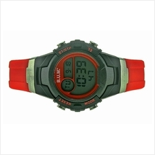 BUM Ladies Digital Chrono Rubber Sport Watch BF20908