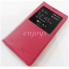 RED S View Function Cover Samsung Note 3 Neo N7500 N7505 ~IC Chipset