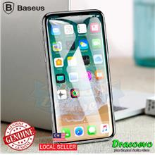 Baseus 4D Surface Tempered Glass Full Coverage Film Cover For iPhone X
