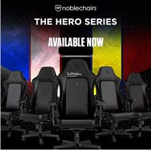 # noblechairs HERO Series PU Leather Gaming Chair # 5 Colors Available