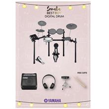 Yamaha Digital Drum DTX522K DTX-522K DTX 522K with FREE Items