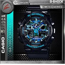 CASIO G-SHOCK GA-100CB-1A WATCH ☑ORIGINAL☑