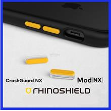 RhinoShield Extras Buttons for iPhone X Xs Xr Max MOD NX Solidsuit