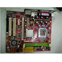 MSI P4M900M2 Intel Socket LGA775 Mainboard 270418