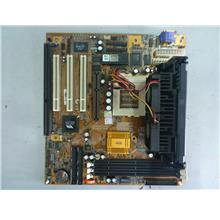 ECS P6BAT-B Intel Socket Slot1 & 370 Mainboard & P3 550Mhz 280115