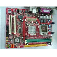 MSI PM8M2-V Intel Socket LGA775 Mainboard 300914