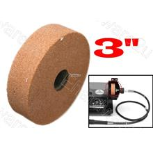 Mini Bench Grinder 3Inch Replacement Grinding Stone Wheel (GSW75-120)