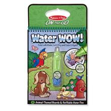 Water Wow Kids Painting And Coloring Book Melissa Doug